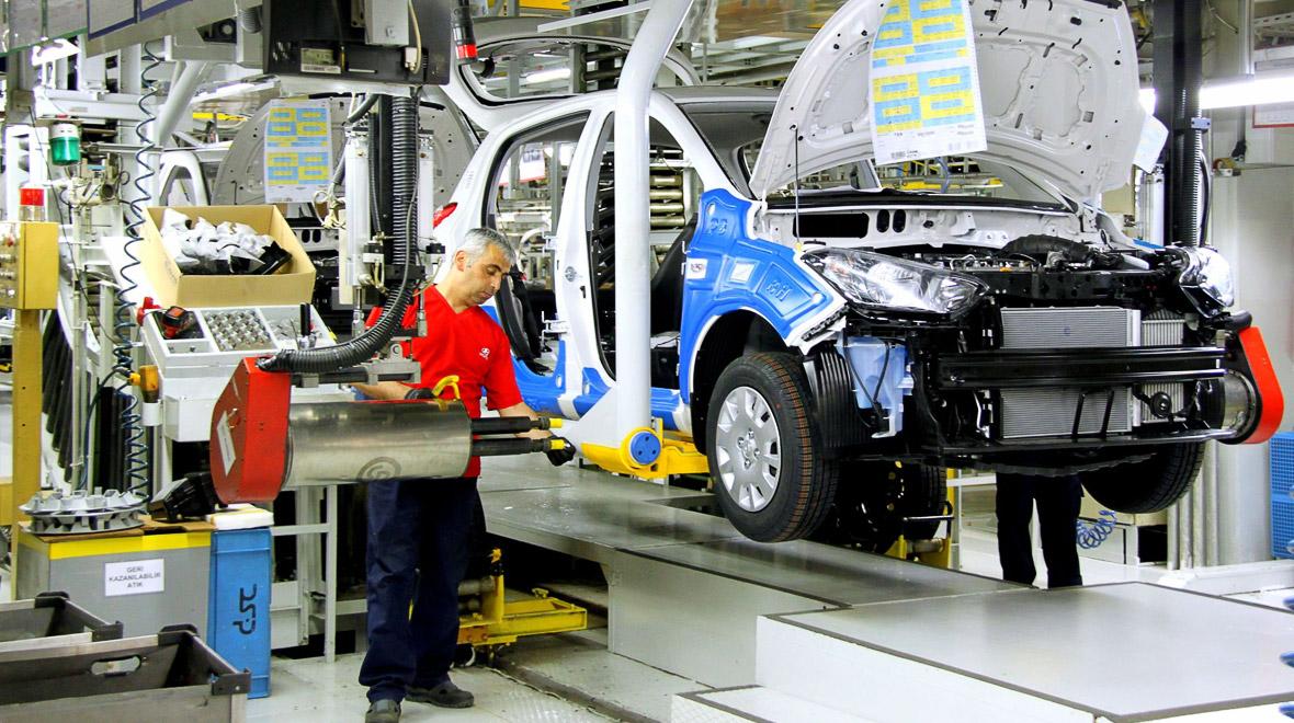 Hyundai fabriek tsjechie